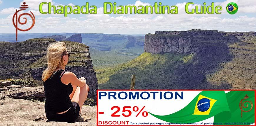 Exceptionnal promotions for visiting Chapada Diamantiana national park with Ivan Salvador da Bahia & official tour guide : up 25% discount depending on number of participants (min.2) for the same activity / #ivanbahiabuide #ibg #bresil #brazil #brazilie #bresilessentiel #brazilessential #toursbylocals #gaytravelbrazil #fotosbahia #bahiatourism #salvadorbahiatravel #fotoschapadadiamantina #fernandobingretourguide #braziltravel #chapadadiamantinatrekking #chapadaadventure #bahiametisse #bahiaguide #lencois #diamantinamountains #diamondmountains #valedopati #patyvalley #valecapao #bahia #lençois #morropaiinacio #cirtur #chapadaadventuredaniel #chapadaroots #chapadasoul #diamantinatrip #chapadadiamantinaguide #chapadadiamantina #valedocapao #viapati #discoverbrazil #brasilienadventure #chapadadiamantinanationalpark #zentur #theculturetrip
