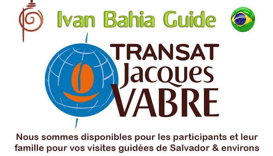 Le meilleur guide privé francophone Ivan Bahia et son Agence de voyage locale à Salvador, organise randonnée et trekking à Chapada Diamantina Parc National au Nordeste du Bésil pour les participants et leurs accompagnants de la Transat Jacques Vabre 2019