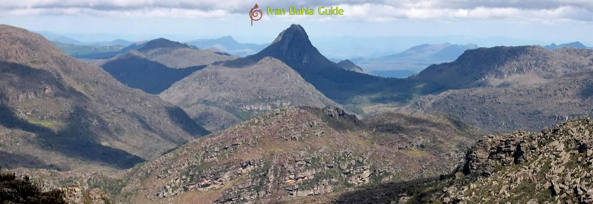 Ivan Bahia & Chapada Diamantina guide / on vous emmène au toit de Bahia à Chapada Diamantina Park national pour un trekking dos 3 picos, aux points les plus hauts du Nord-est/ Bahia (+2000m) avec les pics Barbado, Almas et Itobira