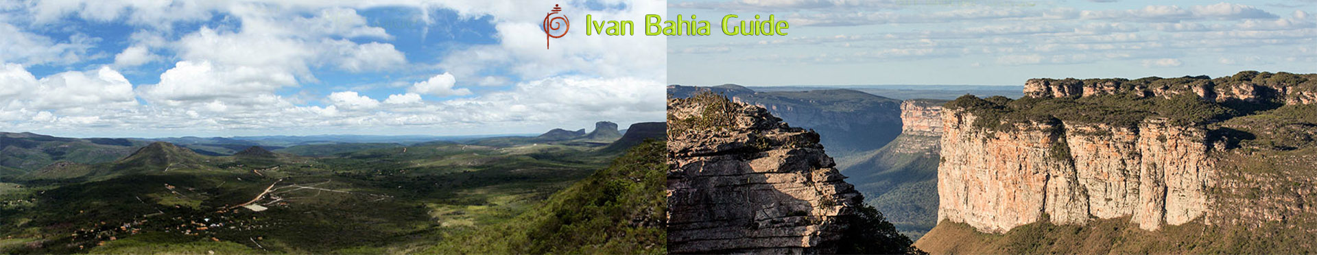 Ivan Bahia tour-guide / hiking in Chapada Diamantina National Park (aka 'the Brazilian Grand Canyon')
