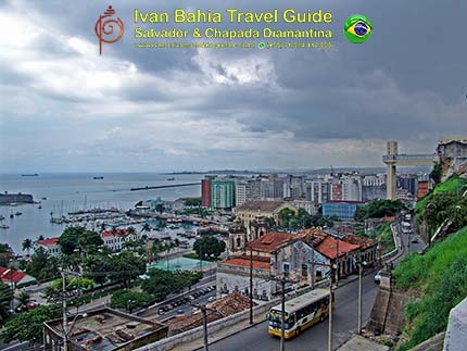 Point of views in Salvador while visiting Bahia with Ivan Salvador da Bahia & official tour guide during the Salvador, 500 years in 1 day tour, Comercio or Lower city - Photography by Ivan Bahia Guide, traveling in Brazil, hashtag search us at #SalvadorBahiaBrazil #BrazilTravel #IvanBahiaGuide #IvanSalvadorGuide @IvanSalvadorGuide #ToursByLocals #fernandobingretourguide @fernandobingre #GayTravelBrazil #IBG #FotosBahia #Salvador500in1 #BahiaMetisse #IvanBahiaGuide, #IvanSalvadorBahia #SalvadorBahiaTravel #BahiaTourism  #BestOfSalvador #IBG #GuideDeTourismeSalvadorBahiaBresil