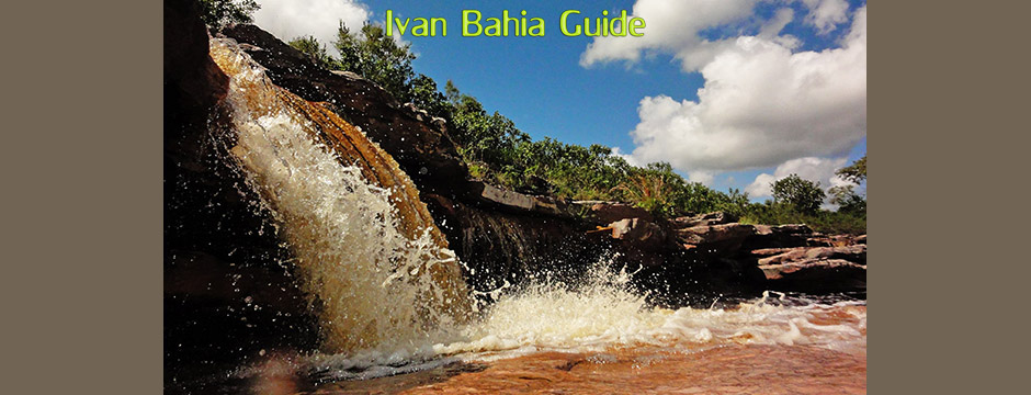 Waterfalls are one of the many joys while visiting Chapada Diamantiana national park - Ivan Bahia Tour Guide & Travel Agency in Salvador, Brazil / Reis-gids, reis agentschap in Salvador da Bahia / #IvanBahiaGuide,#SalvadorBahiaBrazil,#Bresil,#BresilEssentiel,#BrazilEssential,#ChapadaDiamantina,#Brazilie,#ToursByLocals,#GayTravelBrazil,#IBG,#FotosBahia,#BahiaTourism,#SalvadorBahiaTravel,#FotosChapadaDiamantina,#fernandobingretourguide,#BrazilTravel,#ChapadaDiamantinaGuide,#ChapadaDiamantinaTrekking,#Chapadaadventure,#BahiaMetisse,#BahiaGuide,#diamantinamountains,#DiamondMountains,#ValedoPati,#PatyValley,#ValeCapao,#Bahia,#Lençois,#MorroPaiInacio