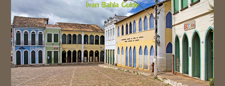 Besuch bei Lençois, dem Portal der Chapada Diamantina - Ivan Salvador & Bahia tour guide