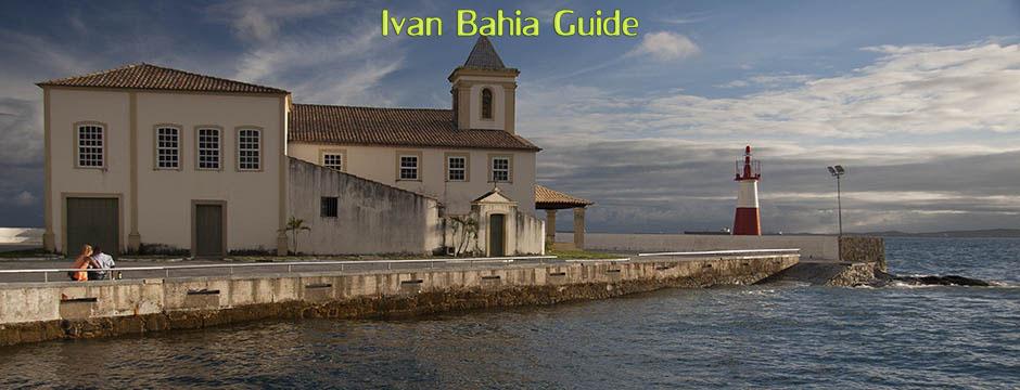 Monte Serrat klooster in Ribeira Salvador op rondreis met Nederlandstalige reis-gids Ivan Bahia Guide