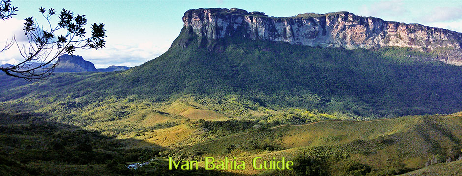 Essence of wild beauty and nature in the Valé do Pati with Ivan Salvador da Bahia & Chapada Diamantiana national park's official tour guide