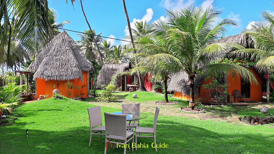 Ivan Bahia Guide's dreambeach in Bahia