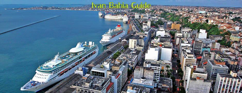 Ivan Salvador Bahia Tour-Guide for Cruise-ship-sailors - Welcome