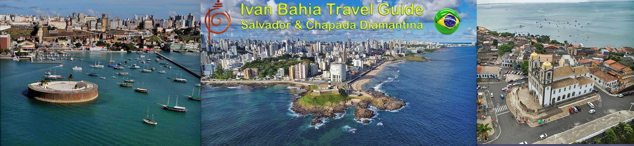 Ivan Bahia Guide, visitez Salvador da Bahia (première capitale du Brésil) avec un tour alternatif culture, architecture et culinaire