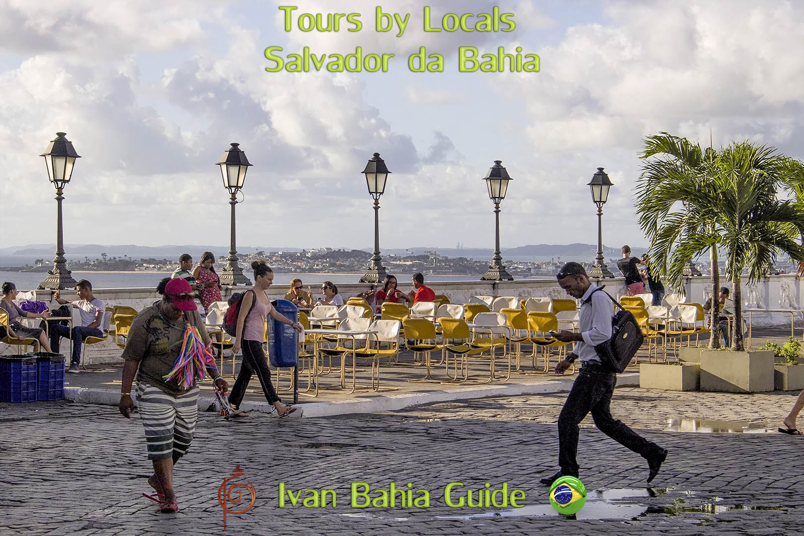 Discover Bahia with Ivan Bahia private tour-guide / travel agency, for the best experience in Salvador, Chapada Diamantina National Park and Bahia /NE-Brazil