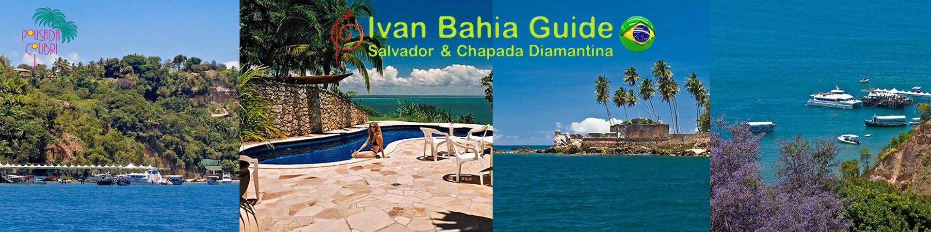 Ivan Bahia Guide - daytour from Salvador : Chapada Diamantina National Park in 1 day