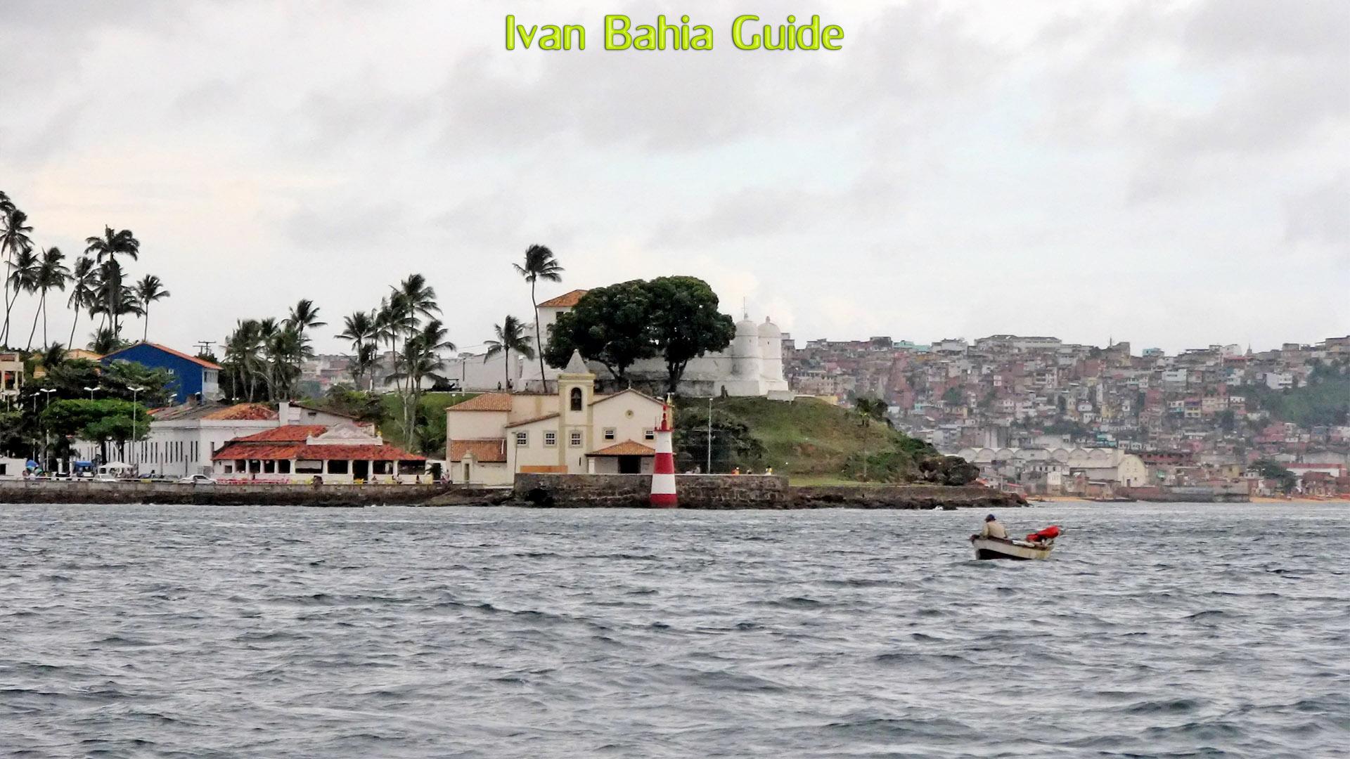 Ribeira views - with Ivan's Salvador da Bahia & Chapada Diamantiana national park's official tour guide
