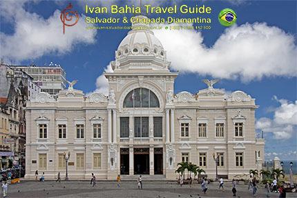 Palácio Rio Branco, met vlaamse reis-gids Ivan (die al 10 jaar in Bahia woont), fotos uit Salvador da Bahia, wandelingen en rond-reizen met begeleiding in het Nederlands, in Brazilië. Onze hashtag : #IvanBahiaGuide #IvanSalvadorBahia #IvanBahiaReisGids #IvanSalvadorReisGids  #ReisGids #SalvadorBahia #Brazilie #Salvador500in1 #SalvadorBahiaFotos #BahiaFotos #FotosBahia #SalvadorBahiaBrazilie