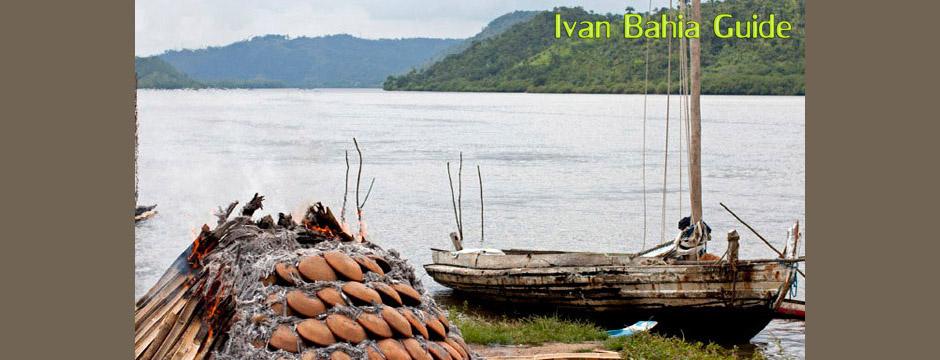 La cuisson artisanale, des potteries du Paraguaçu à Coqueiros, à découvrir avec Ivan Bahia Guide
