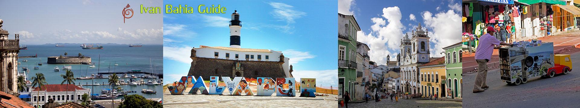 Ivan Salvador da Bahia tour-guide / 5 days to discover the best of the city
